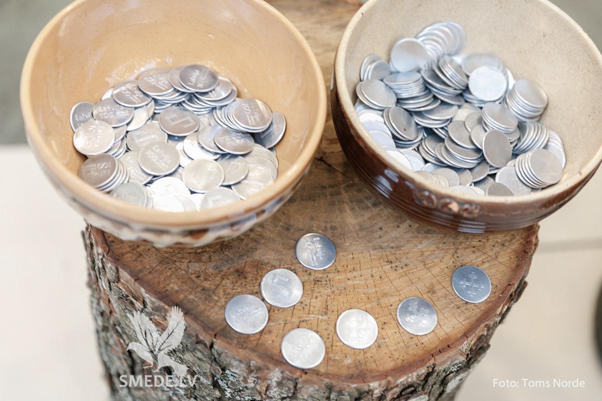 Чеканка монет Spice