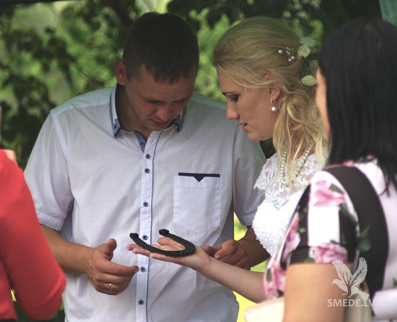 Свадьба в кузнице